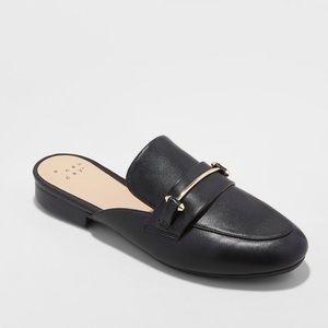 a new day Remmy Backless Loafers